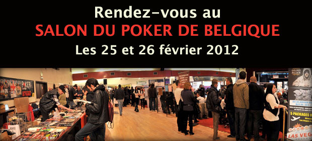Salon du poker 2018